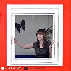 Fliegengitter Fenster Bausatz