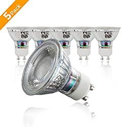 LED 5W 400 Lumen, 5 Stk.